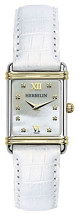 Wrist watch Michel Herbelin 17478-T59BLSM for women - picture, photo, image