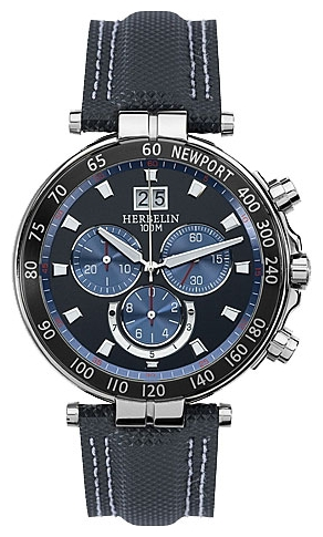 Wrist watch Michel Herbelin 36655-AN65SM for Men - picture, photo, image