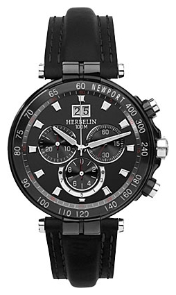 Wrist watch Michel Herbelin 36655-NN14SM for Men - picture, photo, image