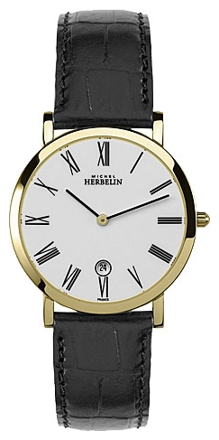 Wrist watch Michel Herbelin 413-P01SM for Men - picture, photo, image