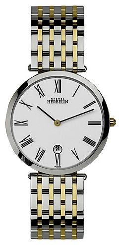 Wrist watch Michel Herbelin 414-BT01SM for Men - picture, photo, image