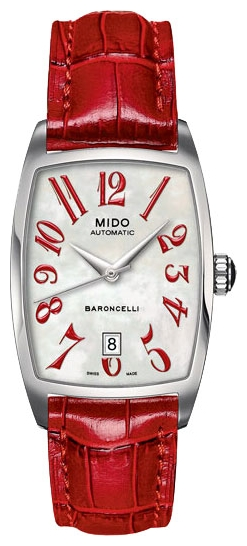 Wrist watch Mido M003.107.16.112.00 for women - picture, photo, image