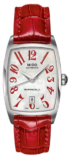 Wrist watch Mido M003.307.16.112.00 for women - picture, photo, image