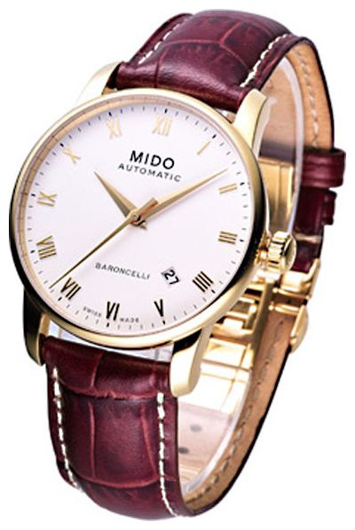 Wrist watch Mido M8600.3.26.8 for Men - picture, photo, image