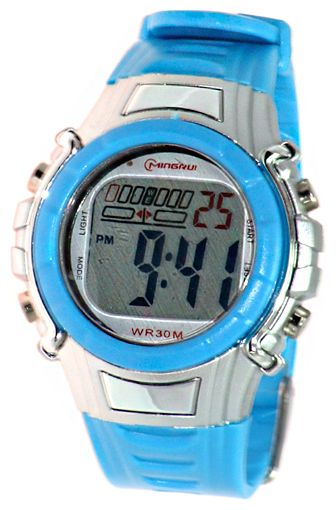 Wrist watch Mingrui 8516 blue for children - picture, photo, image