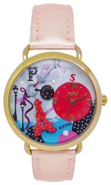 Wrist watch Mini MN822 (Pink) for children - picture, photo, image