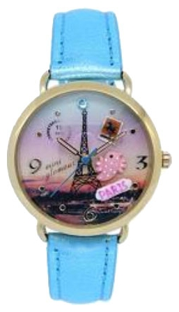 Wrist watch Mini MN823 (Blue) for children - picture, photo, image