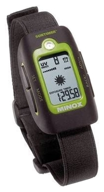Wrist unisex watch Minox Suntimer - picture, photo, image