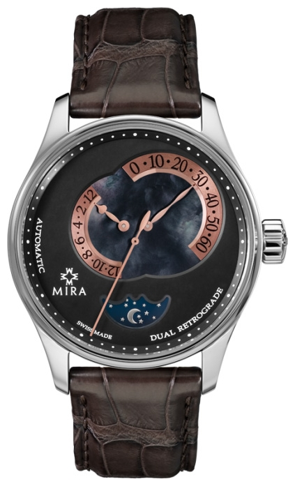 Wrist watch Mira M102SBK for Men - picture, photo, image