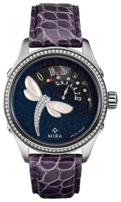 Wrist watch Mira M108SBK for women - picture, photo, image