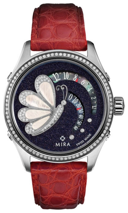 Wrist watch Mira M109SBK for women - picture, photo, image