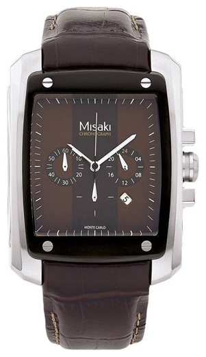 Wrist watch Misaki Watch QCRW7D for Men - picture, photo, image