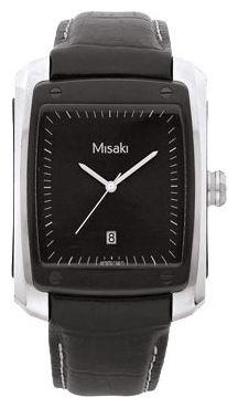 Wrist watch Misaki Watch QCRW7E for Men - picture, photo, image