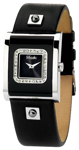 Wrist watch Misaki Watch QCRWACQUAB for women - picture, photo, image