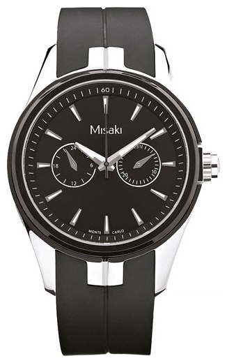 Wrist watch Misaki Watch QCRWADRENALINSIL for Men - picture, photo, image