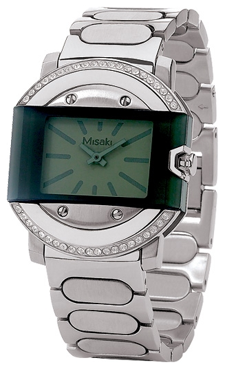 Wrist watch Misaki Watch QCRWANDROID for women - picture, photo, image