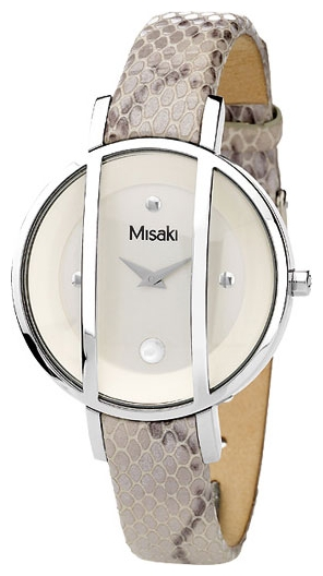 Wrist watch Misaki Watch QCRWBERMUDAG for women - picture, photo, image