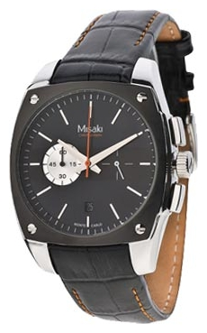 Wrist watch Misaki Watch QCRWMC98M3 for Men - picture, photo, image