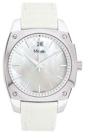 Wrist watch Misaki Watch QCRWMC98WWH for women - picture, photo, image