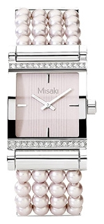 Wrist watch Misaki Watch QCRWPARISIENNEVEL for women - picture, photo, image