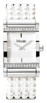 Wrist watch Misaki Watch QCRWPARISIENNEWH for women - picture, photo, image