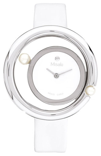 Wrist watch Misaki Watch QCUWORBITWH for women - picture, photo, image