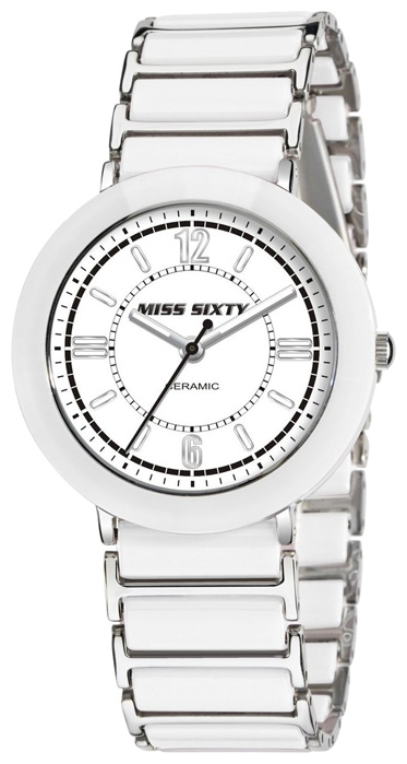Wrist watch Miss Sixty SIR002 for women - picture, photo, image