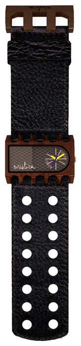 Wrist unisex watch Mistura TP08001BKPUCFWD - picture, photo, image