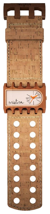 Wrist unisex watch Mistura TP08001CKTKWHWD - picture, photo, image