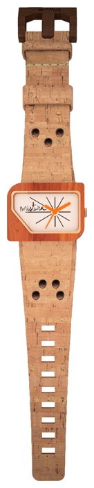 Wrist unisex watch Mistura TP09004CKTKWHWD - picture, photo, image