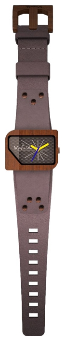 Wrist unisex watch Mistura TP09004GYPUCFWD - picture, photo, image
