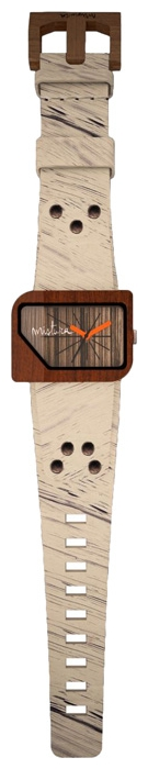 Wrist unisex watch Mistura TP09004HLPUEBWD - picture, photo, image