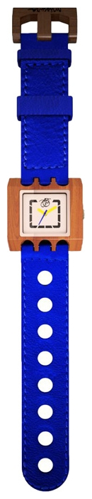 Wrist unisex watch Mistura TP09009BLPUWHWD - picture, photo, image