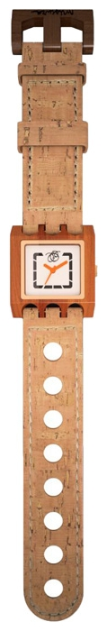 Wrist unisex watch Mistura TP09009CKTKWHWD - picture, photo, image