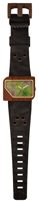 Wrist unisex watch Mistura TP10013BKPUGFSE - picture, photo, image
