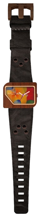 Wrist unisex watch Mistura TP10013BKPUMFSE - picture, photo, image