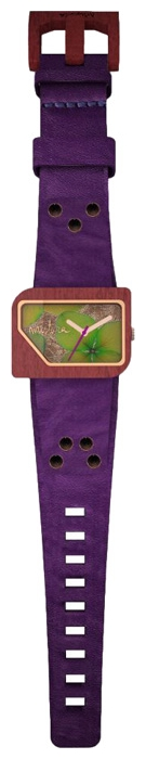 Wrist unisex watch Mistura TP10013PRNZGFSE - picture, photo, image