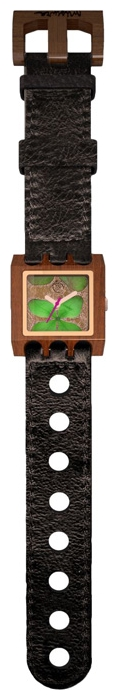 Wrist unisex watch Mistura TP11014BKPUGFSE - picture, photo, image