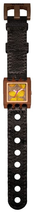 Wrist unisex watch Mistura TP11014BKPUYFSE - picture, photo, image