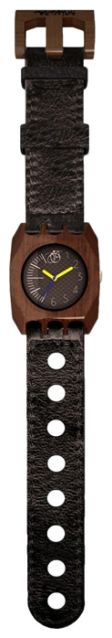 Wrist unisex watch Mistura TP12017BKPUCFWD - picture, photo, image