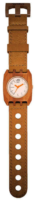 Wrist unisex watch Mistura TP12017BRTKWHWD - picture, photo, image