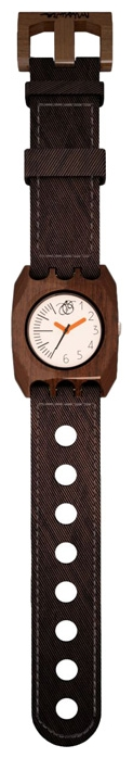 Wrist unisex watch Mistura TP12017CJPUWHWD - picture, photo, image