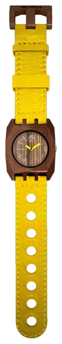 Wrist unisex watch Mistura TP12017YLPUEBWD - picture, photo, image