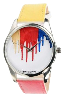Wrist unisex watch Mitya Veselkov Guash na belom (ART-13) - picture, photo, image