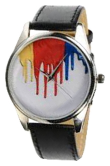 Wrist unisex watch Mitya Veselkov Guash na belom (MV-124) - picture, photo, image