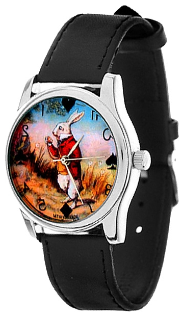 Wrist unisex watch Mitya Veselkov Krolik - picture, photo, image