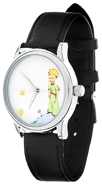 Wrist unisex watch Mitya Veselkov Malenkij princ - picture, photo, image