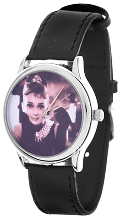 Wrist unisex watch Mitya Veselkov Odri Hepbern - picture, photo, image