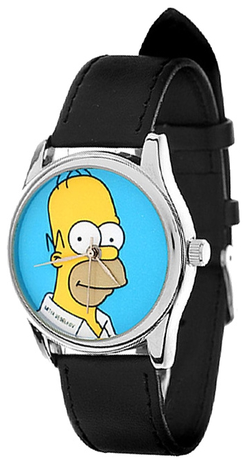 Wrist unisex watch Mitya Veselkov Simpson - picture, photo, image
