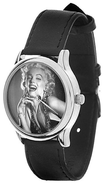 Wrist unisex watch Mitya Veselkov Merilyn Monroe - picture, photo, image